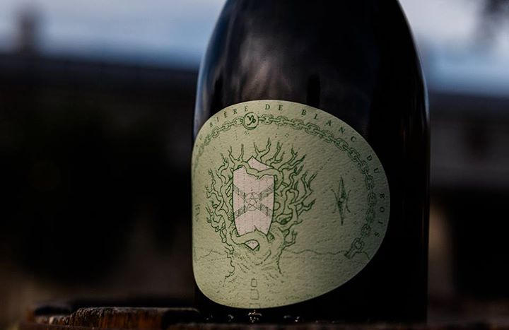 2017 Jester King Bière de Blanc du Bois arrives Oct. 20th