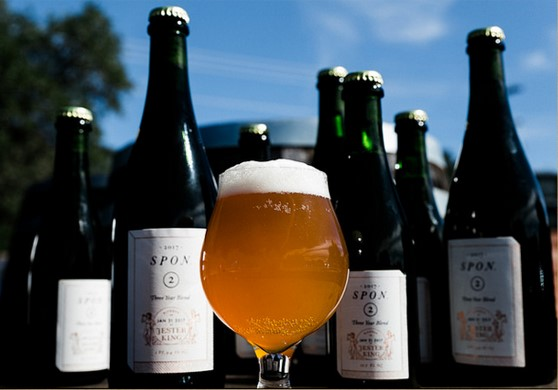 Do you know SPON? Jester King does