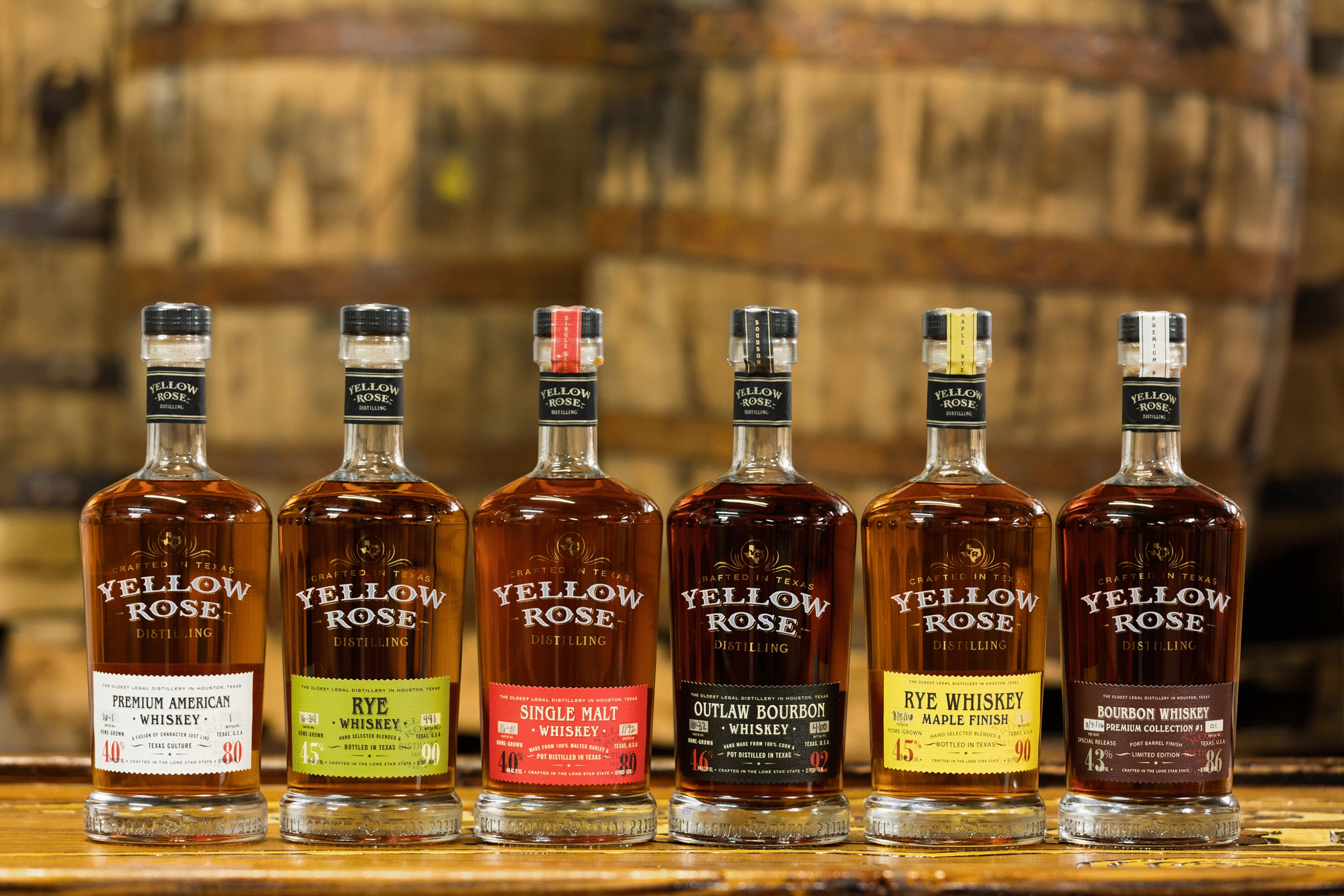 Spain's Zamora Company invests in Houston's Yellow Rose Distilling