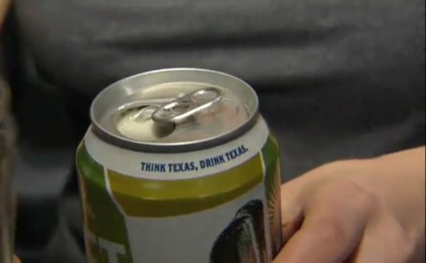 Kat Thompson of Texas Ale Project talks about potential impact of tariffs