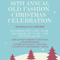 Castroville: Old Fashion Christmas Celebration