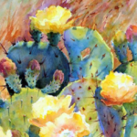 New Braunfels: Watercolor Facilitator Class with Mary Shepherd