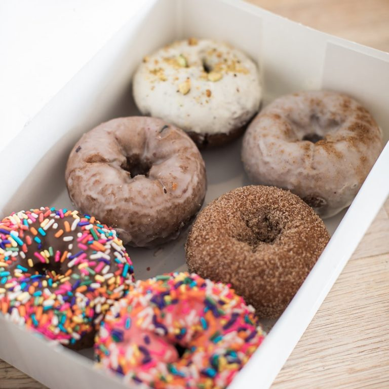 Bougies Donuts and Coffee 768x768