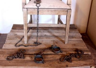 El Paso: Lock Yourself in the Jail Billy the Kid Broke Into