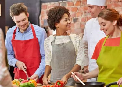 Houston: Take a cooking class at Cooking With A Twist