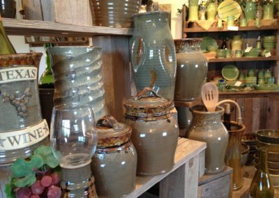 Comfort: Hill Country Pottery