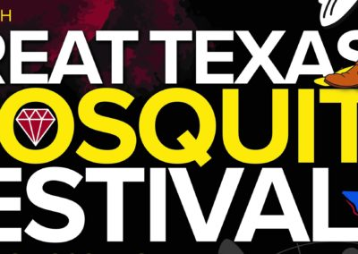 Clute: The Great Mosquito Festival